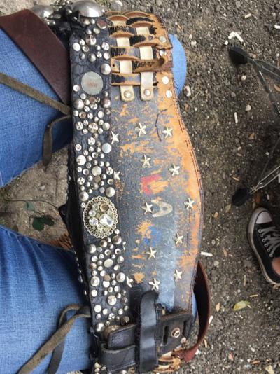 Guitar belt 2