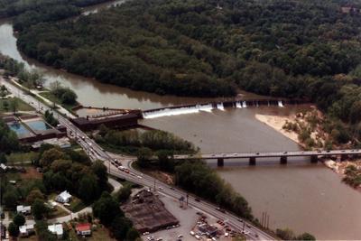Schoolfield Dam