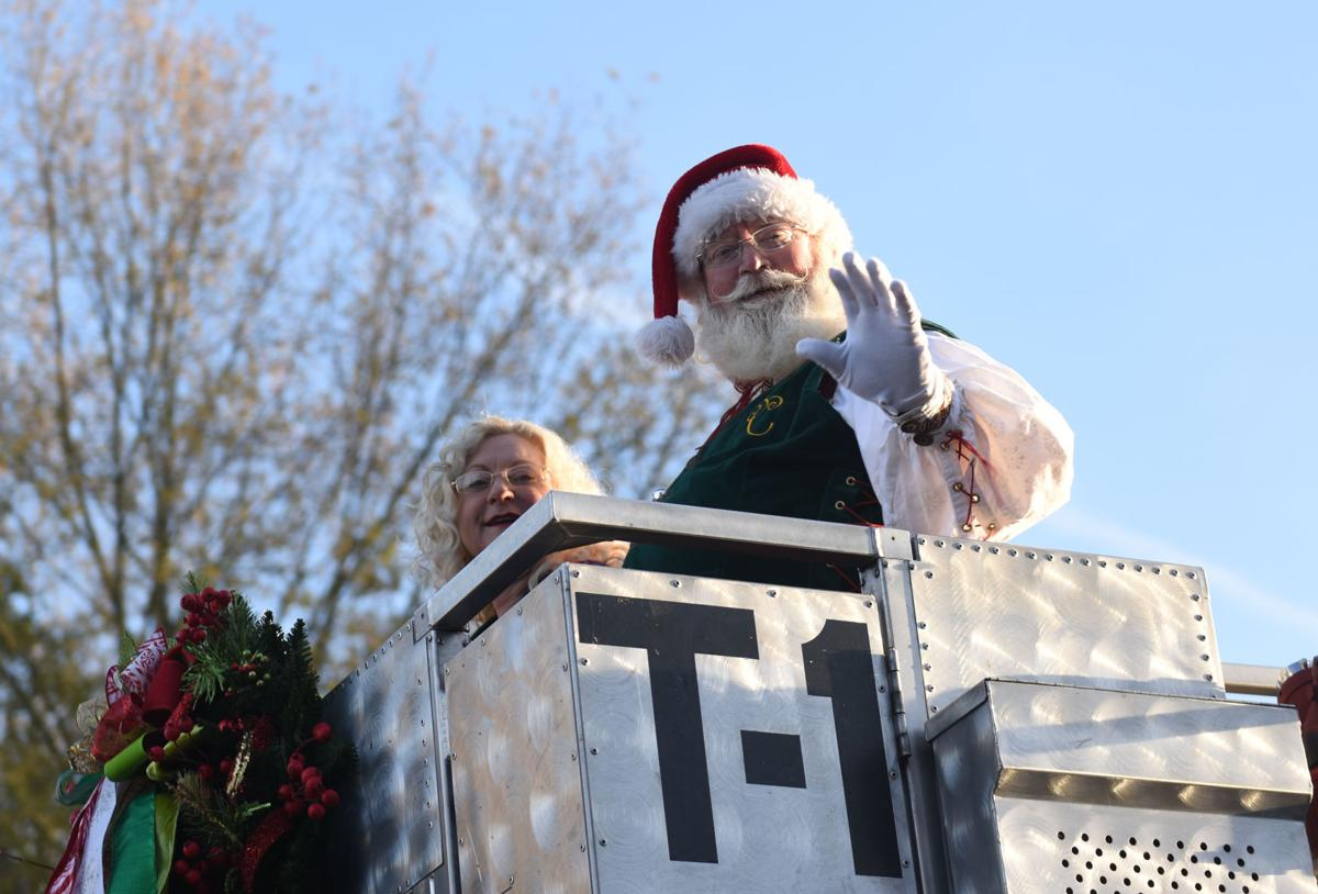 Danville Christmas Parade 2020 Danville's Riverview Rotary Christmas Parade canceled | Local News