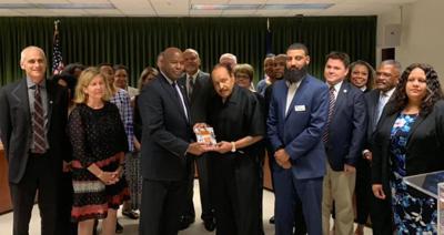Danville civil rights leader presents book