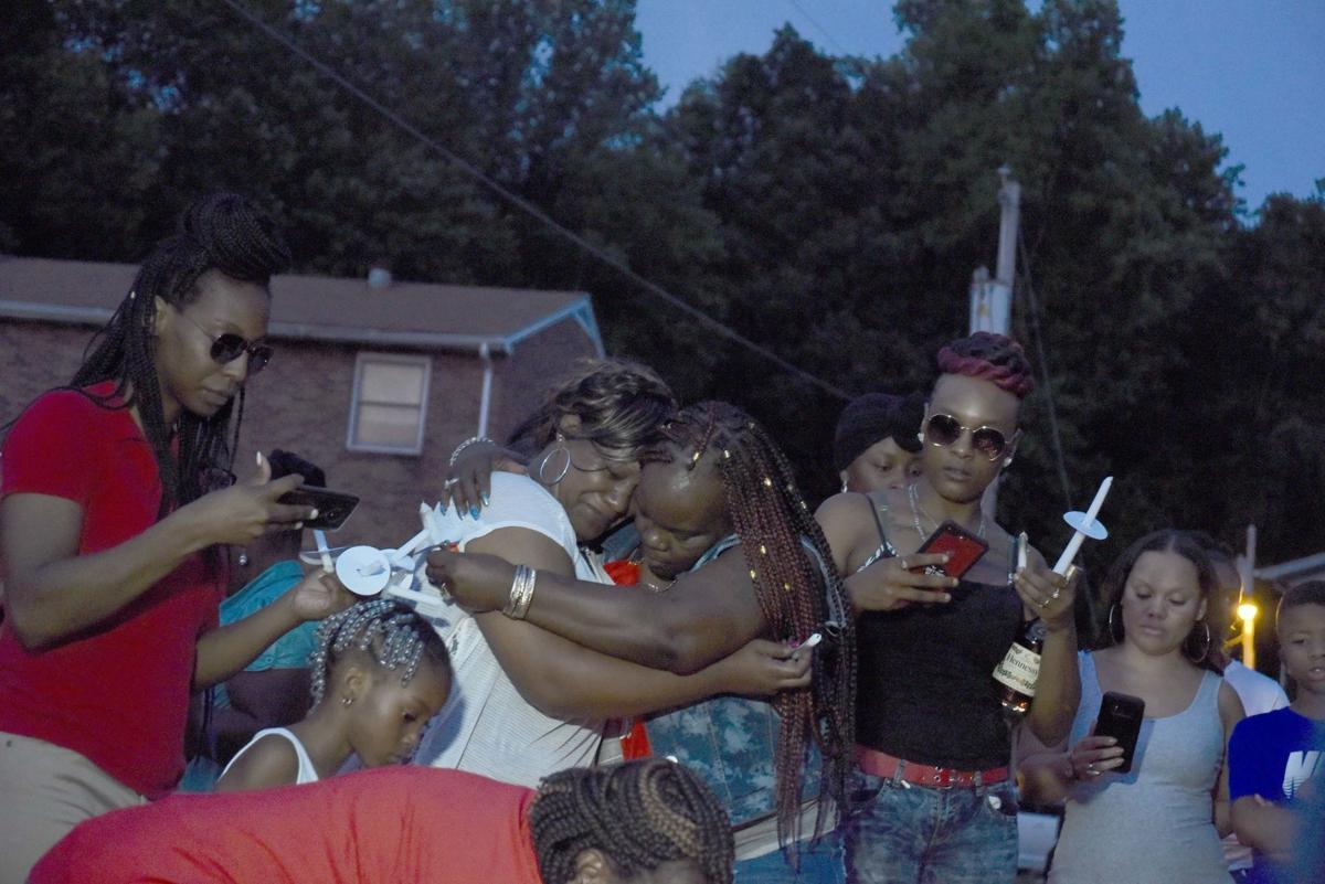 With tears flowing, family and friends celebrate life of 21-year-old