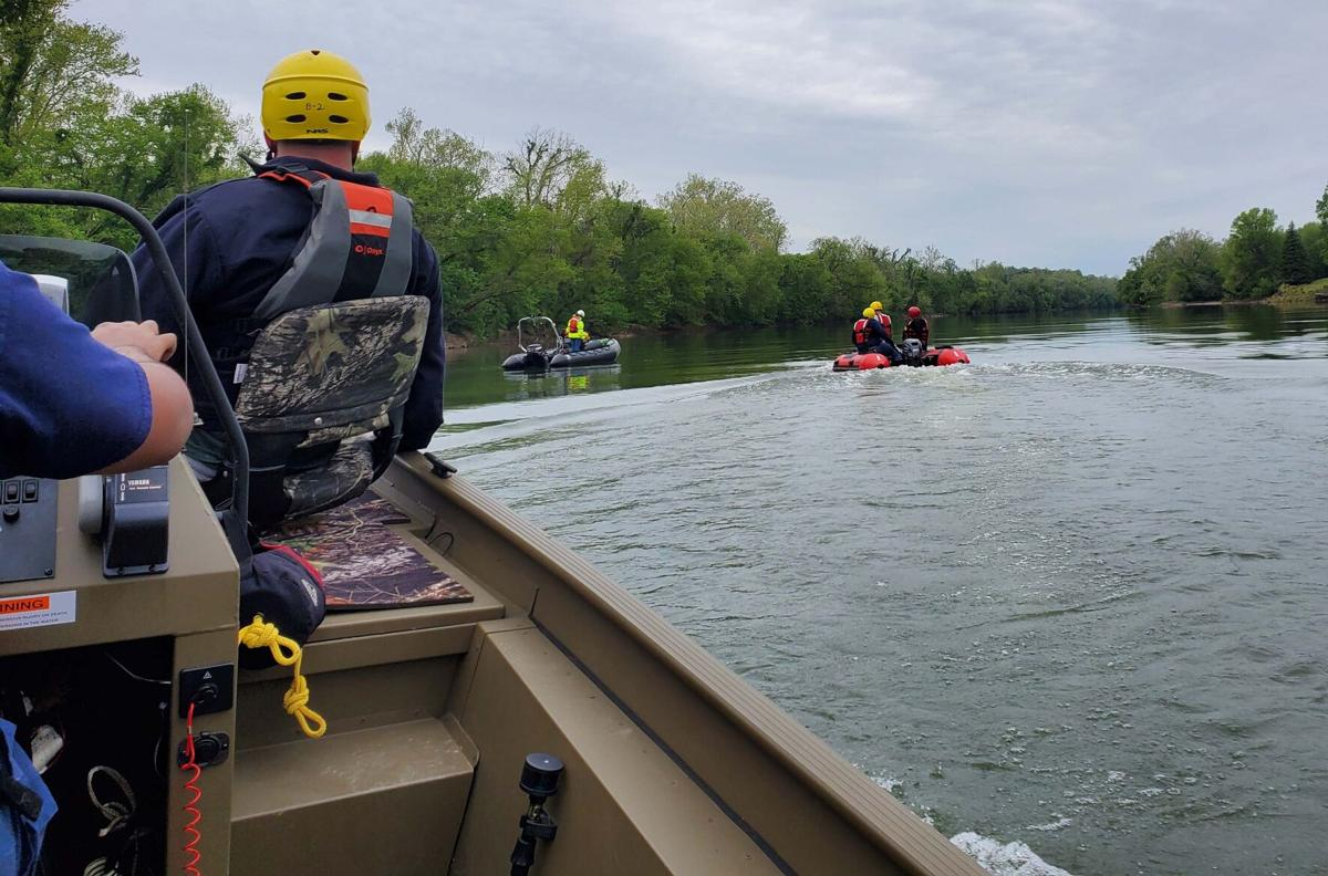 Danville Life Saving Crew