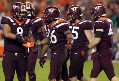 Tough Losses Part Of Virginia Tech S Maturation Process Virginia