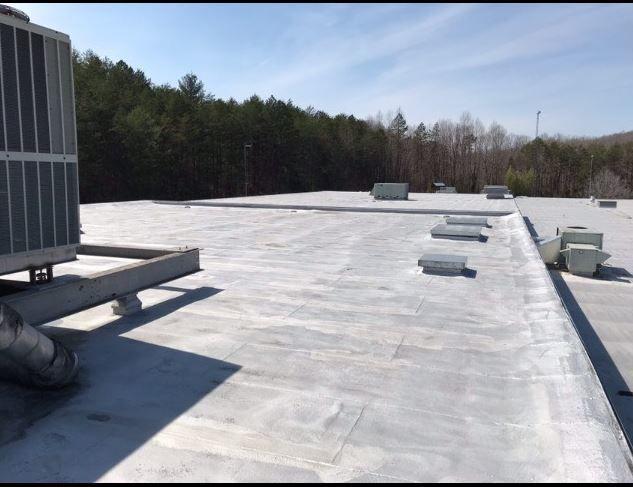Bassett roof