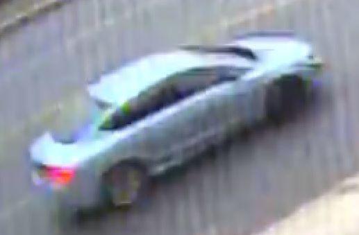 Carolyn Tiger suspect vehicle