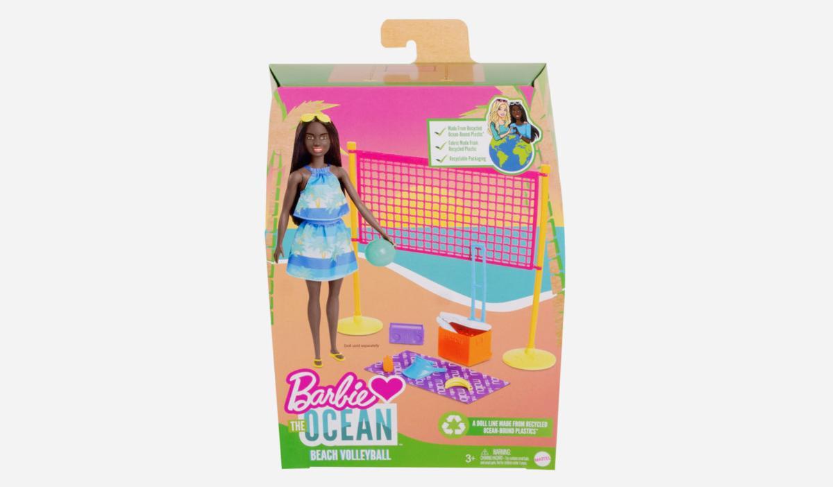 Barbie play set