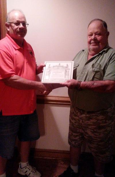 50-Year Scottish Rite membership award