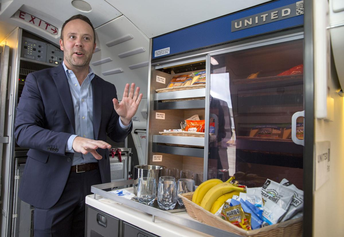 United Airlines' new regional jet