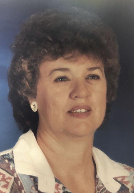 Gregory, Glenda Amos