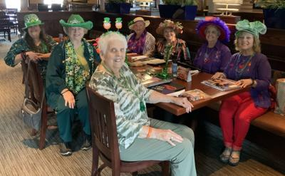 Lively Ladies Lunch Bunch