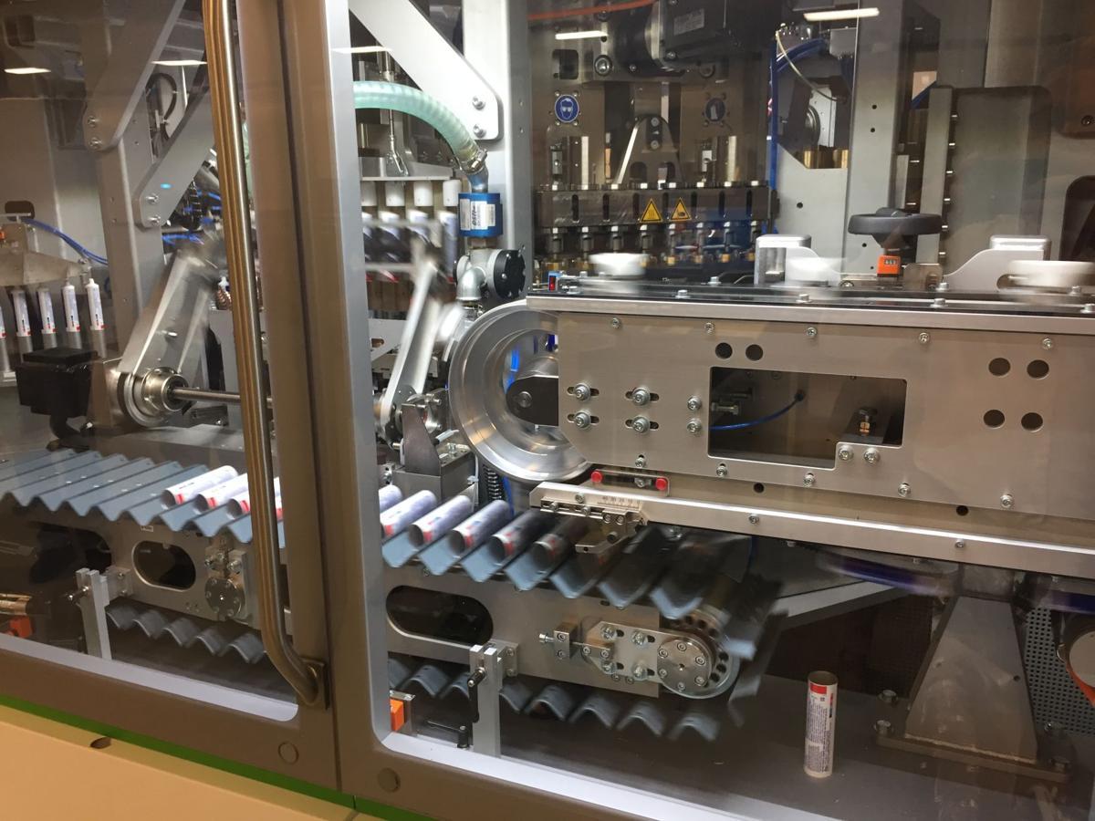 Essel Propack unveils new $6 million machine