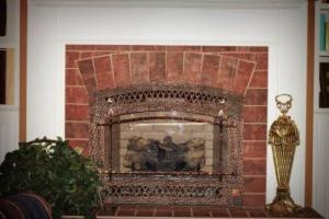 J.W. Squire Fireplace Surround