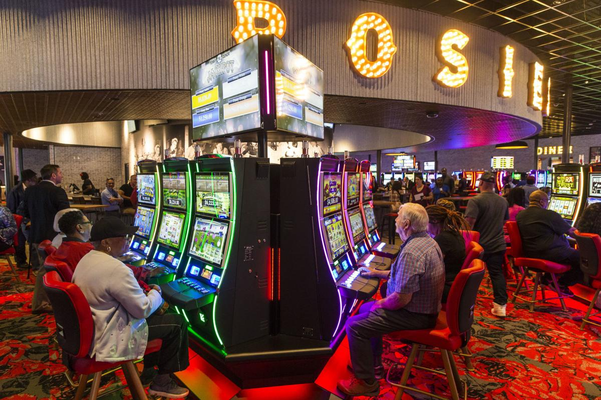 Photos: The grand opening of Rosie's Richmond Gaming
