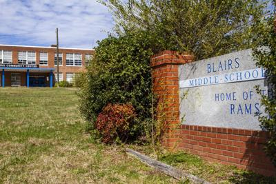 Blairs Middle School