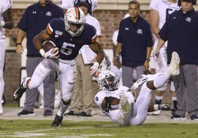 Old Dominion Virginia Football