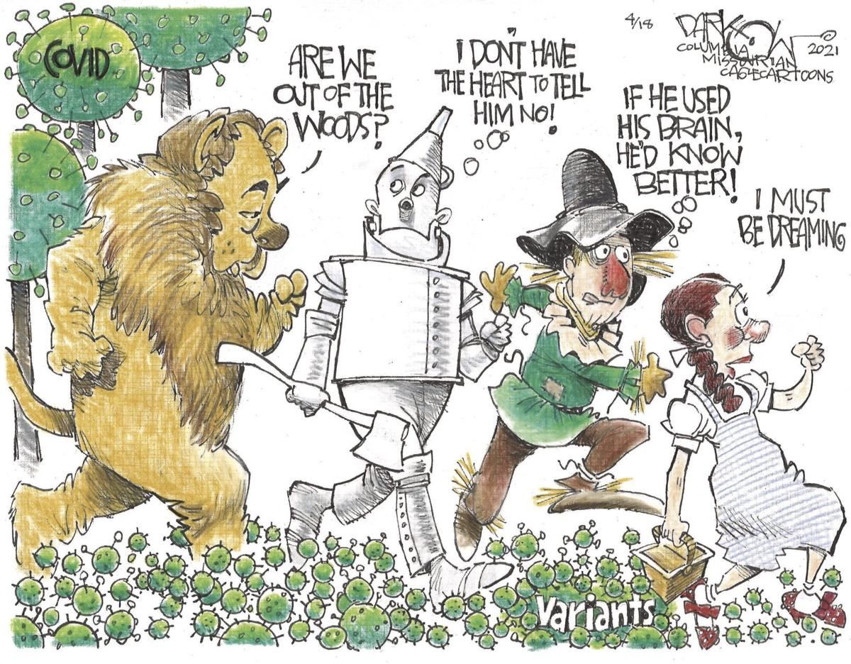 Cartoon 1 for May 1, 2021