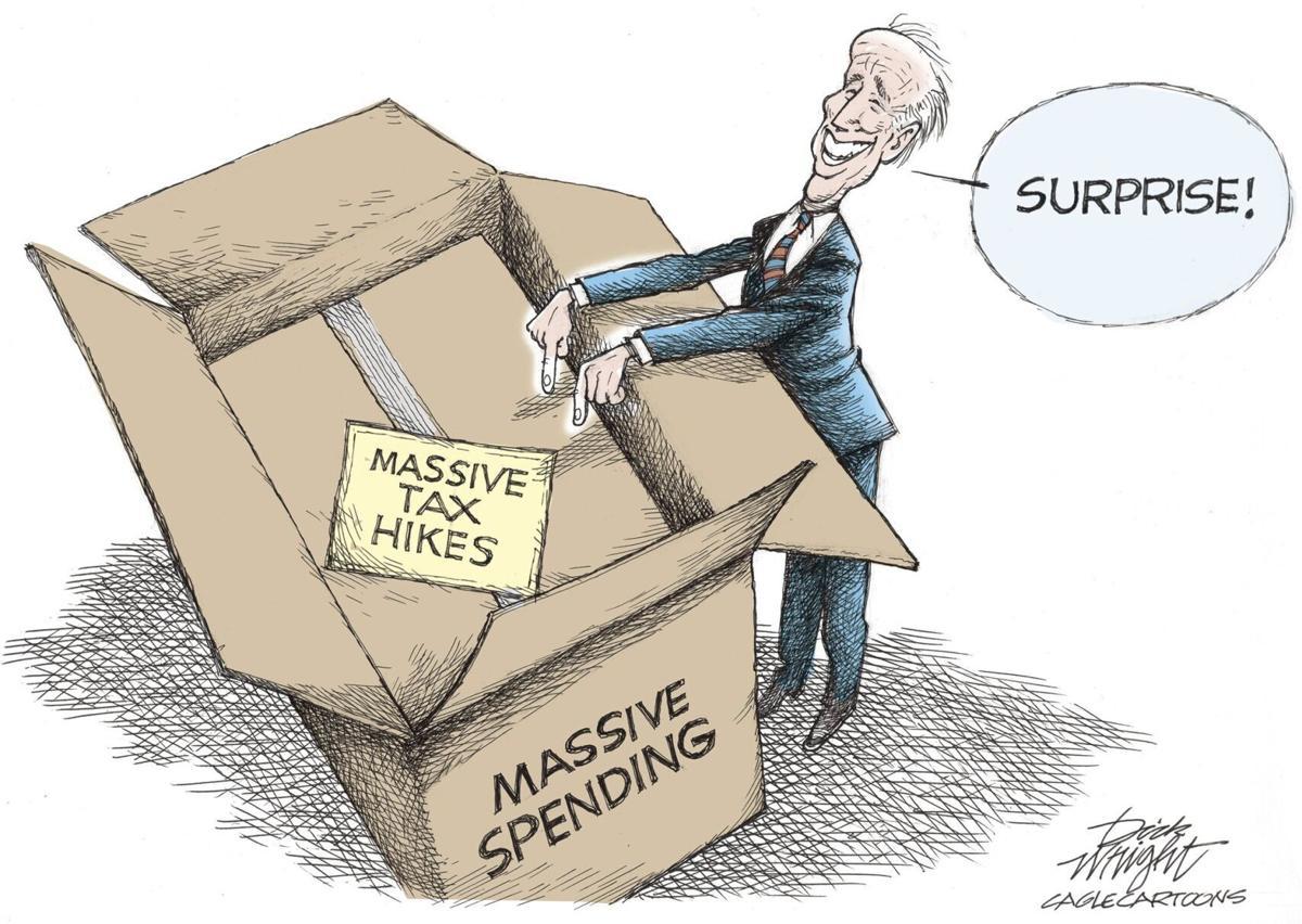 Cartoon 2 for May 1, 2021