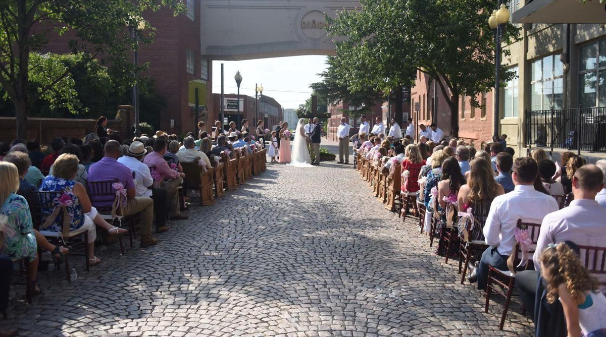 Bridge Street wedding