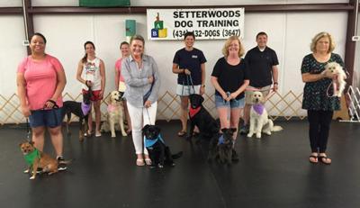 Setterwoods honors graduates