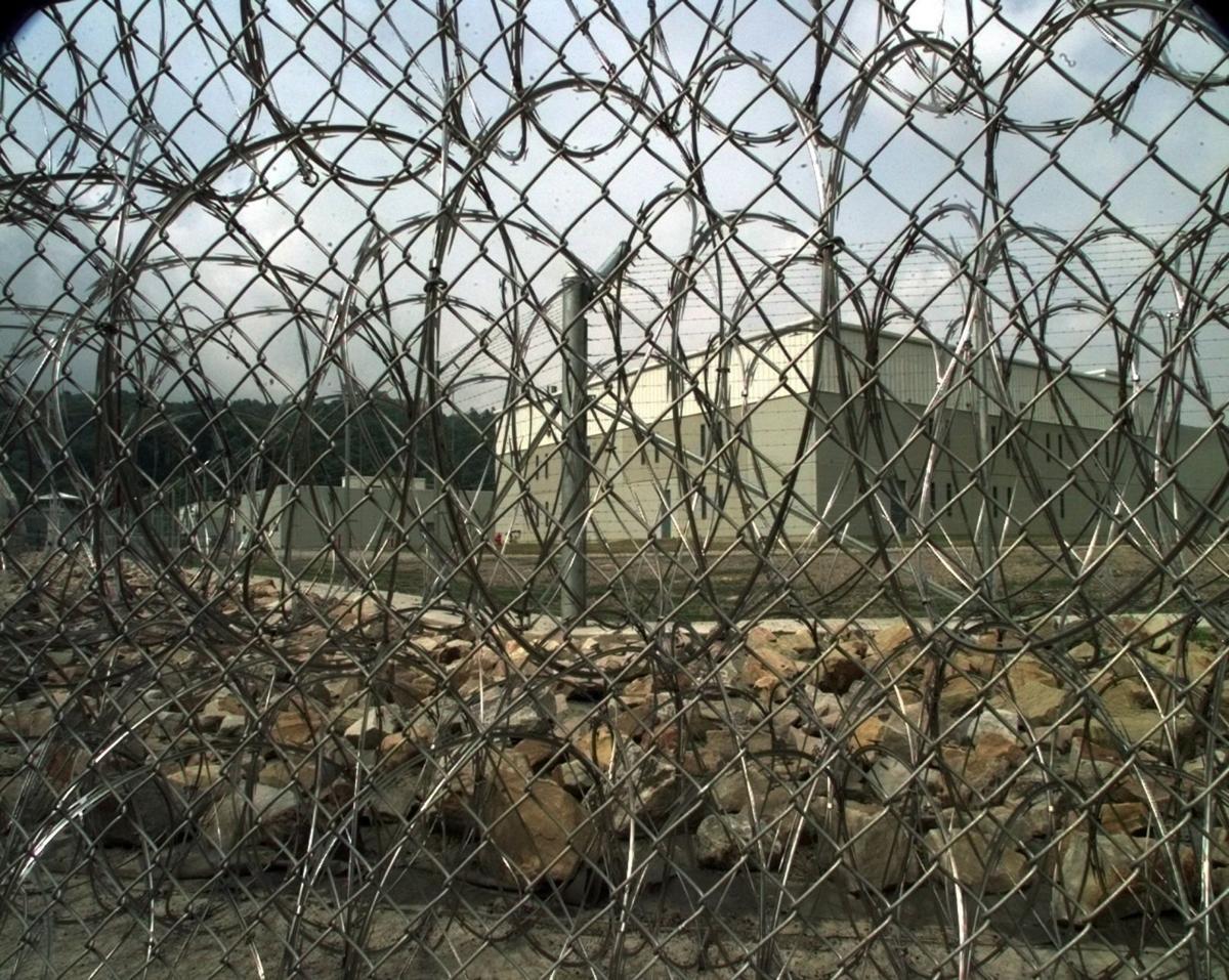 Red Onion Prison in Pound Va.