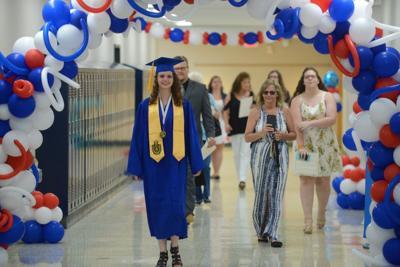 Dan River HS graduation