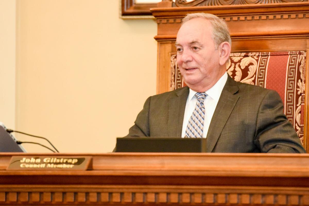 Change Of Command Gilstrap Elected Mayor Of Danville, Jones Vice Mayor  Local -2188