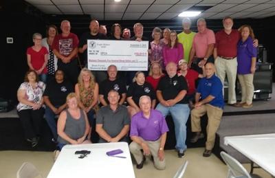 Eagle Riders Dean Ferris Memorial Ride raises nearly $20K