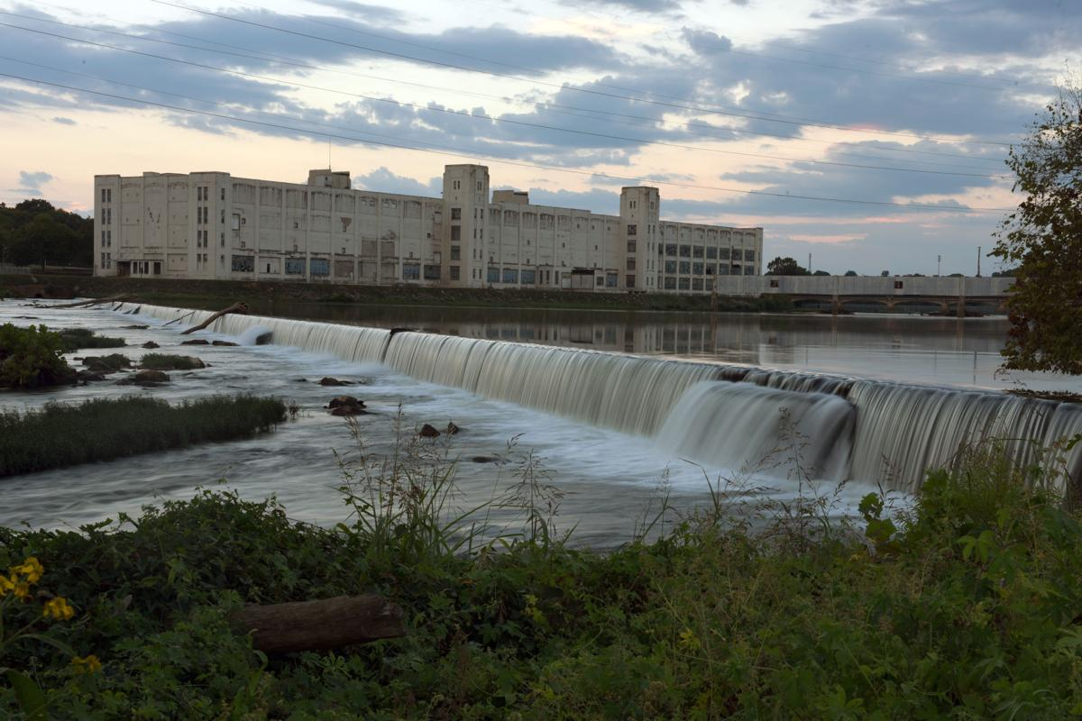 Long Mill Dam