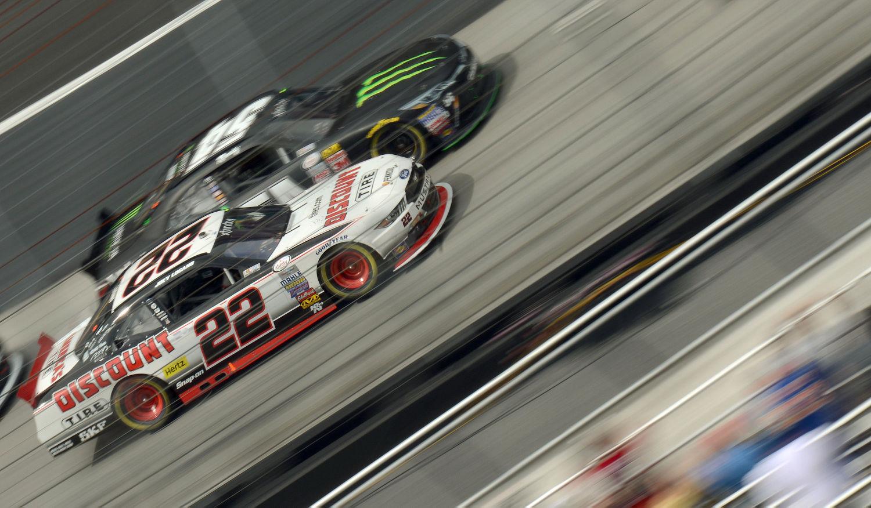 logano aside sprint cup regulars struggle in xfinity race auto rh godanriver com