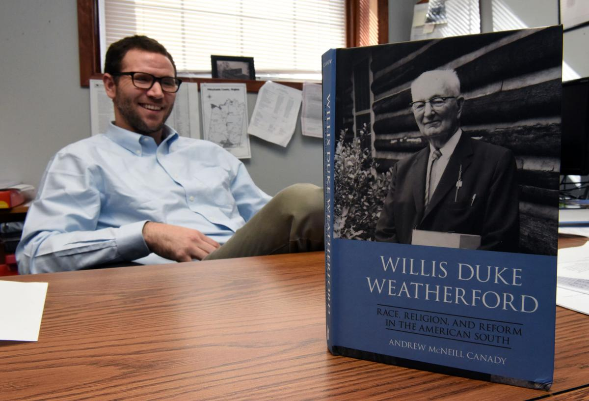 Danville professor explores one man's fight against racism in new book |  Danville | godanriver.com