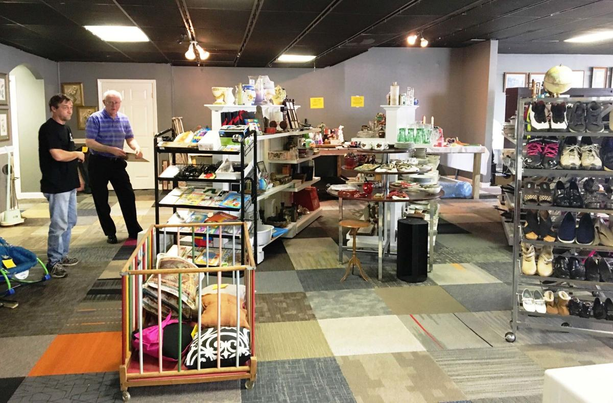 Family owned thrift shop moves to larger space in danville for Davis motors danville va