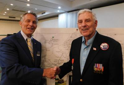 Kiwanis Club remembers D-Day