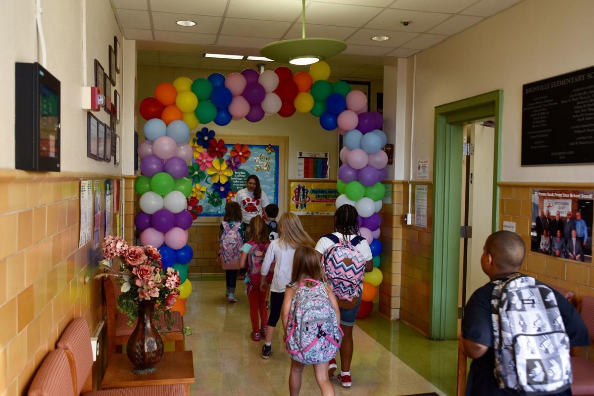 Pittsylvania County first day of school