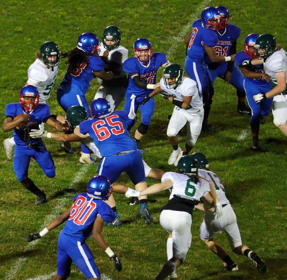 Wildcats Offensive Line