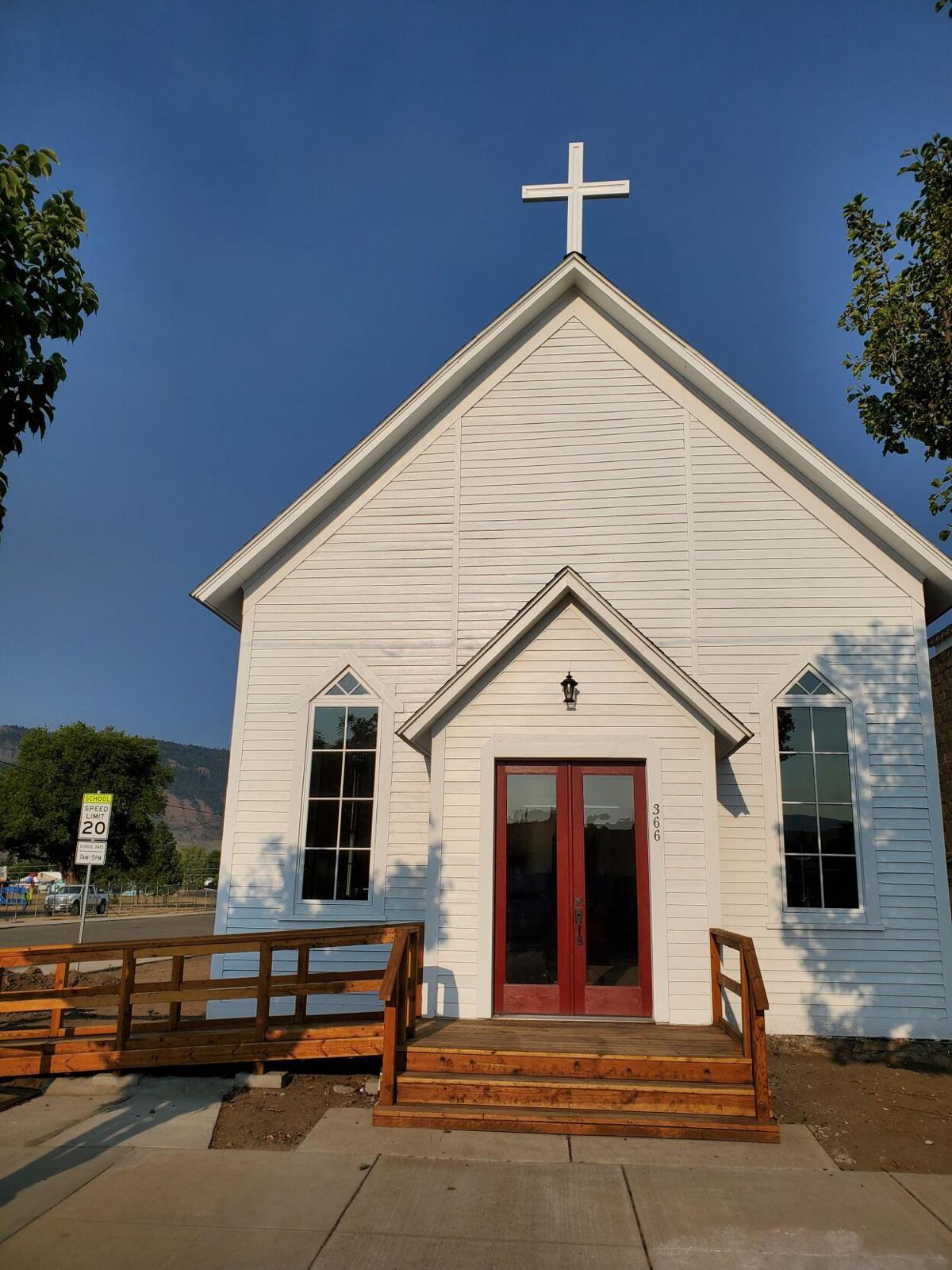 Little White Church 2021