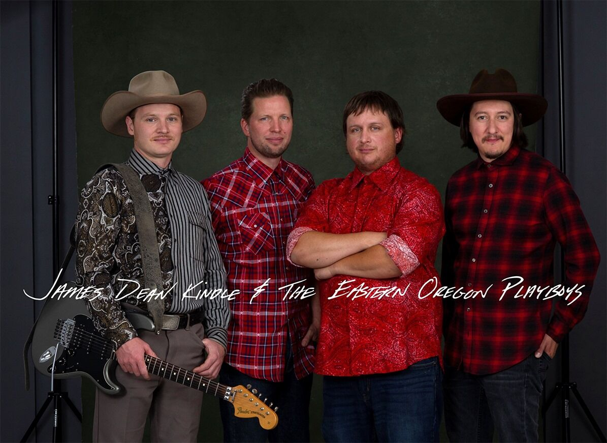 James Dean Kindle and the Eastern Oregon Playboys