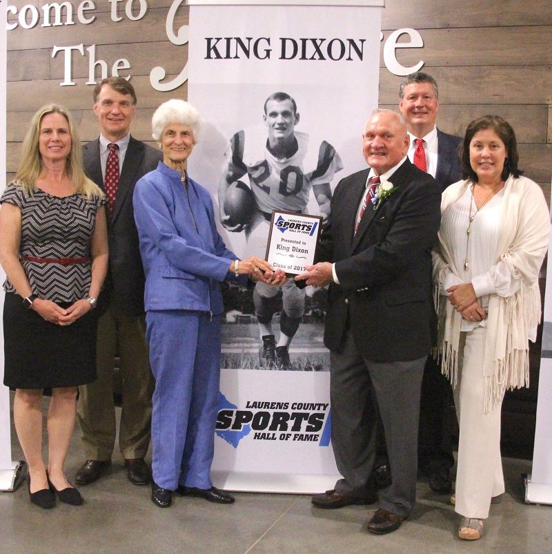 Deadline for Laurens County Sports Hall of Fame Class of 2018 nominations is Oct. 31
