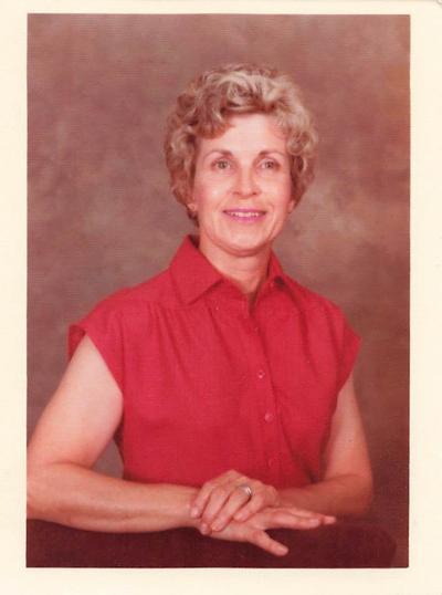 Mary Frances Orr Gibbs - Columbia