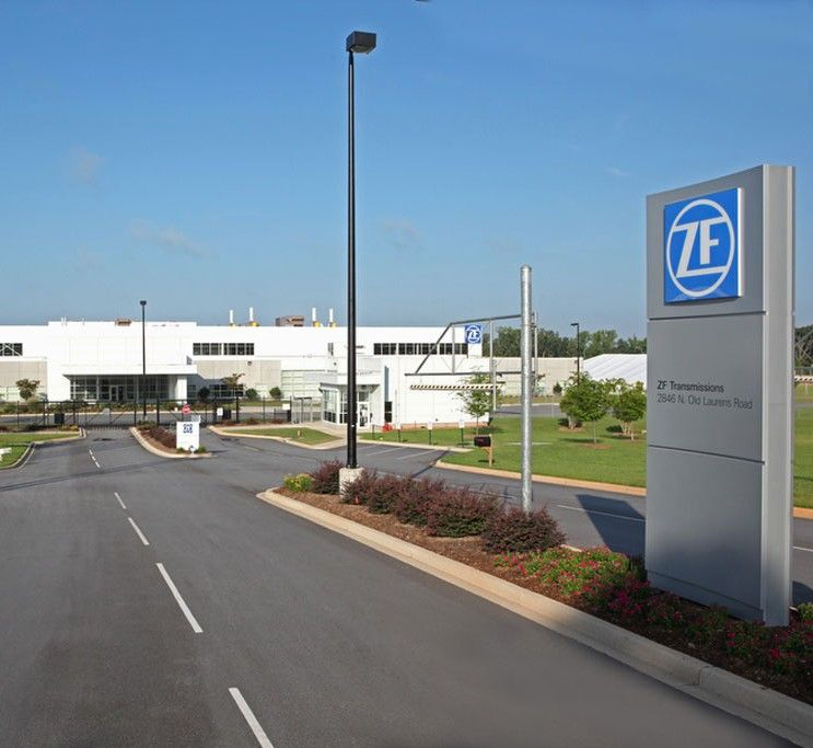ZF Transmissions updates District 56 board on apprenticeship program