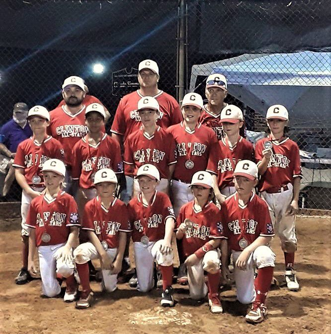 Dixie Youth team