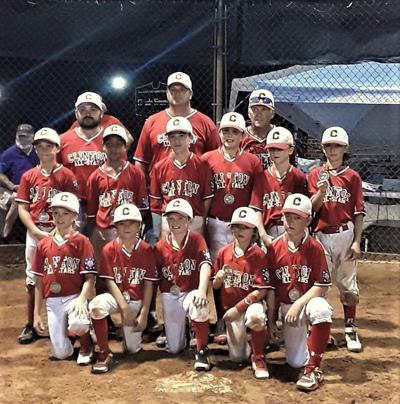 Clinton 9-10 All-Stars ready for Dixie Youth State