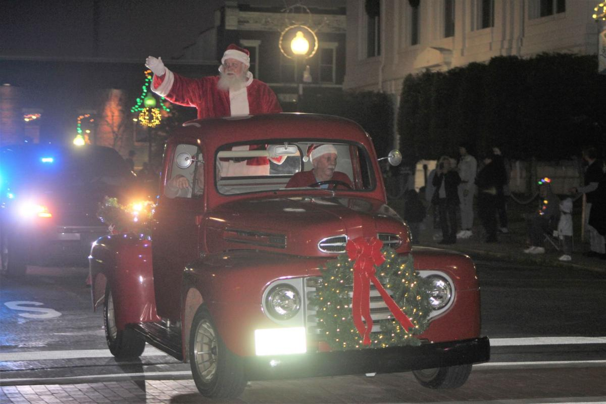 Laurens Sc Christmas Parade 2020 Laurens Christmas Parade | Photos | golaurens.com