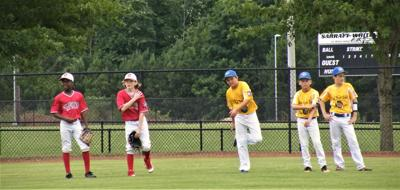 Clinton ousts North Myrtle Beach from Dixie Youth state