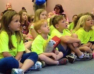 Laurens County Library holds last summer reading event