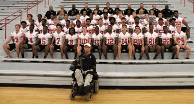 CHS football team