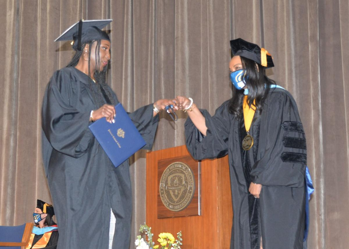 Piedmont Technical College Holds Two In-Person Graduations  for Spring 2021 and All Terms 2020