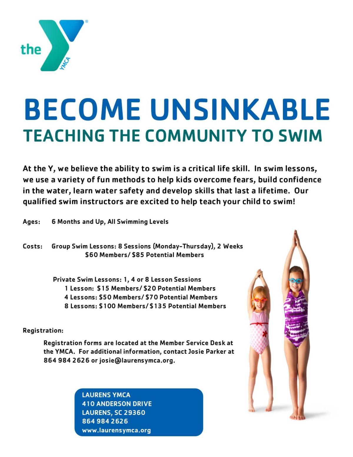 Laurens YMCA offering variety of summer programs | News