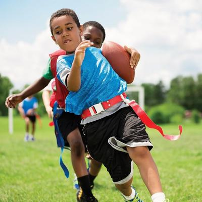 Clinton Family YMCA extends registration dates for flag football, cheerleading