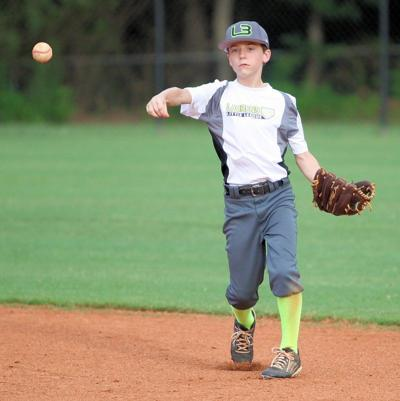 Scoreboard: Laurens Little League Majors All-Stars eliminated from state tournament