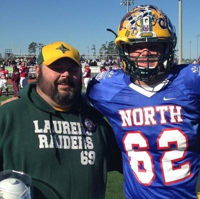 Medlin helps lead North team to win in North-South All-Star game